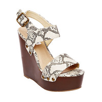 Steve Madden - LUUCY NATURAL SNAKE