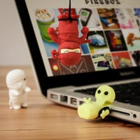 USB Flash Drive Heroes at Firebox.com
