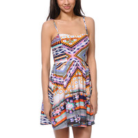 Love, Fire Tribal Dress