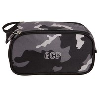 Getaway Black Camo Toiletry Bag