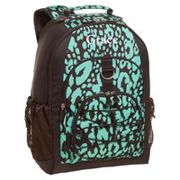 Gear-Up Coffee and Pool Cheetah Backpack
