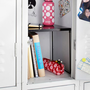Gear-Up Black Locker Shelf