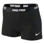 Nike Lady Pro Core II 2.5 Inch Compression Shorts: Clothing