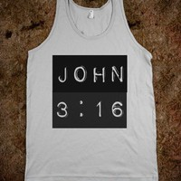 John 3:16