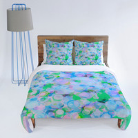 DENY Designs Home Accessories | Lisa Argyropoulos Wild Hydrangea Duvet Cover