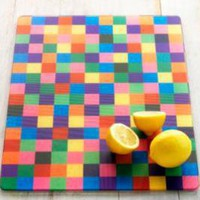 Multi-Colored Cutting Board by Joseph Joseph - Rectangle at Cambria Cove