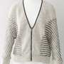 Love Zooey - Zip Cardigan