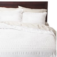 Threshold Seersucker Duvet Cover Set