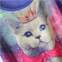 The cat prince T-shirt