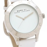 Marc by Marc Jacobs Blade Etched Logo Watch | SHOPBOP