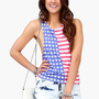 American Muscle Tank - Blue