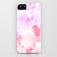 Sweet flowers iPhone &amp; iPod Case by Claudia Owen