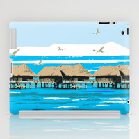 Paradise iPad Case by Cindys