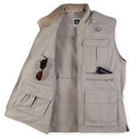 The Foreign Correspondent&#x27;s Vest - Hammacher Schlemmer