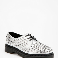 Urban Outfitters - Dr. Martens Tonal Pyramid-Stud 3-Eye Oxford