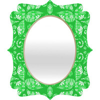 DENY Designs Home Accessories | Paula Ogier Lush Life Quatrefoil Mirror