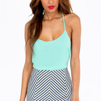 Lizzy Strappy Tank Top $23