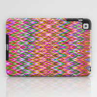 Missoni Style iPad Case by Glanoramay