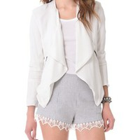 BB Dakota Adams Sharp Shoulder Jacket | SHOPBOP
