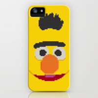 Knit Bert iPhone & iPod Case by Colli13