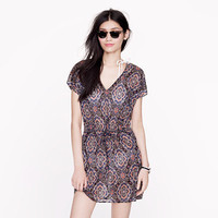 Midnight paisley tunic - AllProducts - sale - J.Crew