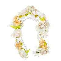 Full Daisy Floral Garland