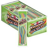 Airheads Xtreme Sour Belts Candy, 36 Ounce: Amazon.com: Grocery & Gourmet Food