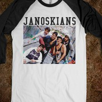 THE BOYS&lt;3 JANOSKIANS