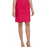 Investments Double-Weave Pencil Skirt | Dillards.com