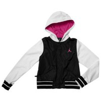 Jordan Varsity Jacket - Girls' Grade School at Foot Locker