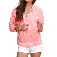 Roxy Neon Tide Zip Hoodie at PacSun.com