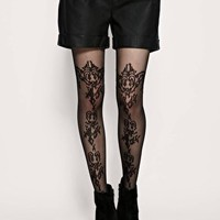 ASOS Pattern Sheer Tights at asos.com