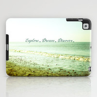 Explore. Dream. Discover. iPad Case by secretgardenphotography [Nicola]