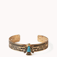 Southwestern Eagle Cuff