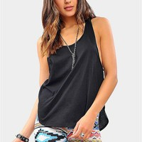 Coachella Tank - Black