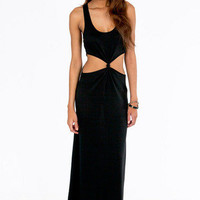 Knotty Or Nice Maxi Dress $35