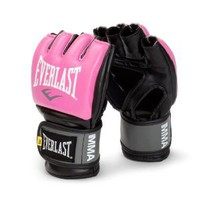 Everlast Pink Women&#x27;s Pro Style Grappling Training Glove