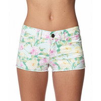 Garden Rose Print Shorts | FOREVER 21 - 2047809154