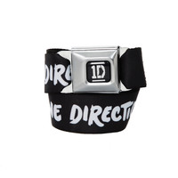 One Direction I (Heart) One Direction Seat Belt Belt | Hot Topic