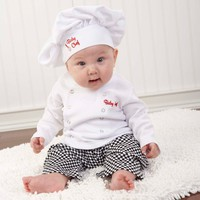Baby Chef Three Piece Gift
