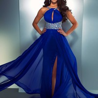 Cassandra Stone by Mac Duggal 61306A