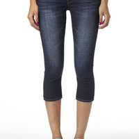 Taylor Waterspout Wash Crop Jean