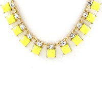 Neon Sparkle Necklace