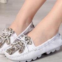 Sivilia Rhinestone Shoes from sniksa