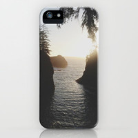 Secret Beach iPhone & iPod Case by Kevin Russ