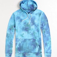 On The Byas Tie Dye Burst Hoodie at PacSun.com