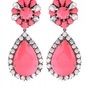 mytheresa.com -  Shourouk - ROMA EMBELLISHED EARRINGS - Luxury Fashion for Women / Designer clothing, shoes, bags