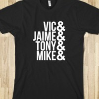 PIERCE THE VEIL - Band Names - YDG? - Skreened T-shirts, Organic Shirts, Hoodies, Kids Tees, Baby One-Pieces and Tote Bags