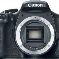 Canon - EOS Rebel T3i 18.0-Megapixel Digital SLR Camera (Body Only) - Black - Rebel T3i Body - Best Buy