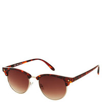 Festival Brow Sunglasses